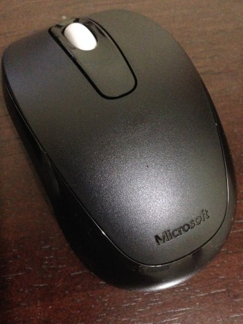 Microsoft Mouse II